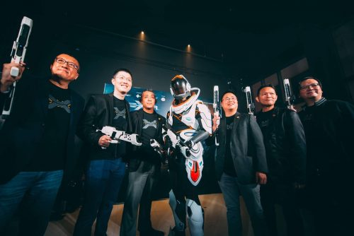Suit Up, Experience The Game Changer Of Hyper-Reality Entertainment – EXA Global