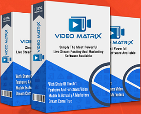 Video Matrix – A Software Tool Allows Users To Dominate Page 1 On Demand And Get The Most Out Of Marketing Efforts