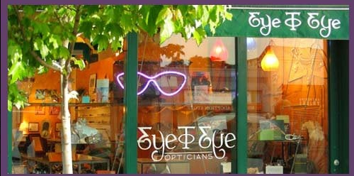 Eyeglass Store Eye To Eye Designer Eyewear Celebrates It's 20th Anniversary