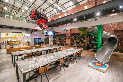 Co3 Probably South East Asia S Coolest Office Launched In