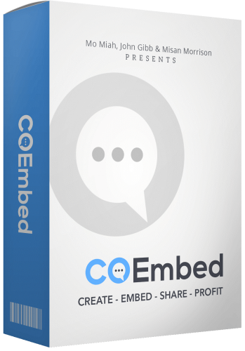 Co Embed allows users to get top videos authority sites and