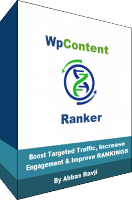 wp content ranker review