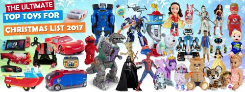 san francisco united states july 10 2017 marketersmedia the jingle bells are far in the distance but toybuzz has already revealed what toys are