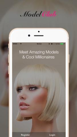 Klubb dating app