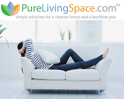 PureLivingSpace.com Introduces Natural Home Products to Promote Non-Toxic Living