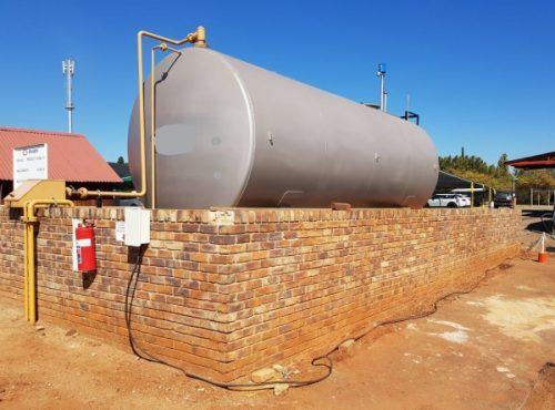 Gauteng Petrol Amp Diesel Storage Tanks Installation