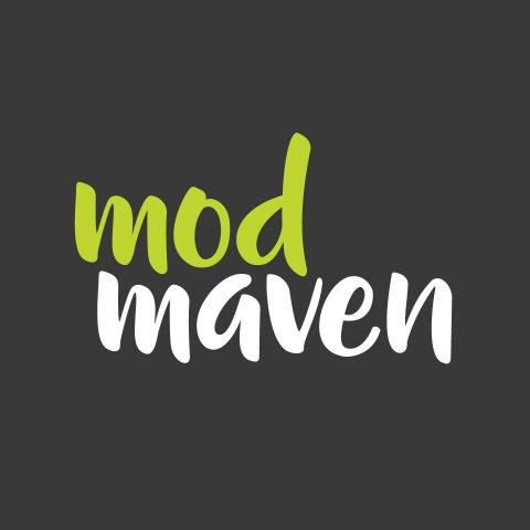 Image result for modmaven logo