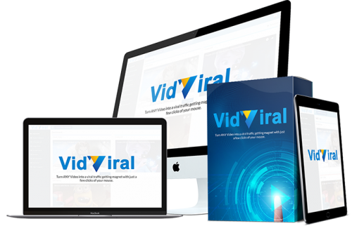 Vidviral – Create Attention-Grabbing Videos In Minutes And Start Generating Traffic And Leads With Them