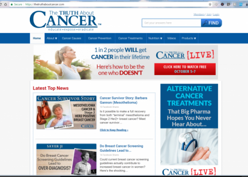 Natural Cancer Prevention Treatment TTAC Mesothelioma