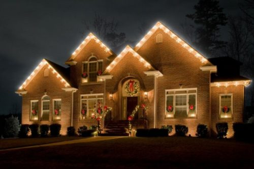Dallas Residential Christmas Light Installation Service Deals