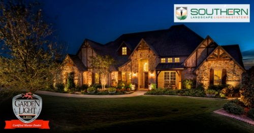 Southern landscape lighting systems and garden light led partner lighting products and landscape lighting design and installation services to residential and commercial customers throughout the greater houston texas aloadofball Images