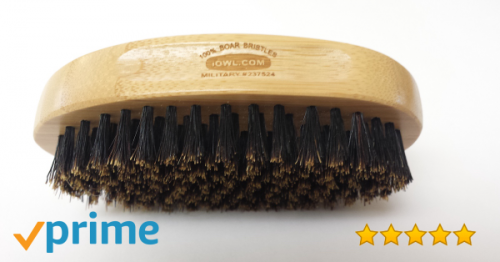 beard grooming brush bamboo natural boar bristles holidays promotion launched. Black Bedroom Furniture Sets. Home Design Ideas