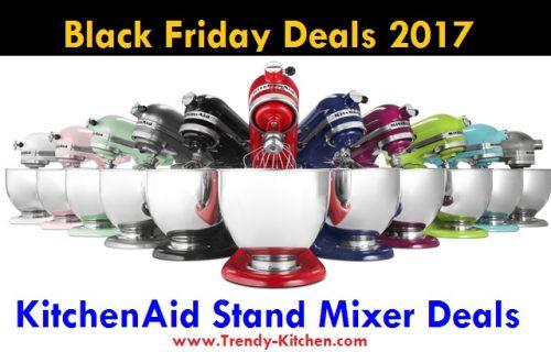 Kitchenaid mixer cyber monday deals 2018