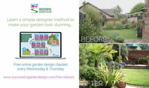 Successful Garden Design Online Course Launched For Long