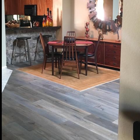 Scottsdale Arizona Hardwood Floor Engineered Wood