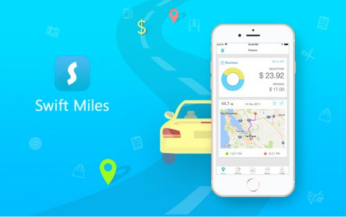 Announcing Swift Miles An AiPowered Mileage Tracker