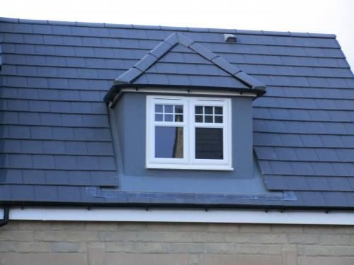 Resin Roofs GRP Roof Dormer – no dormancy in quality