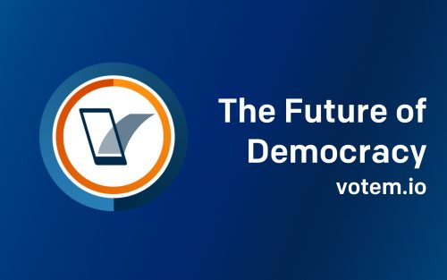 Votem launches proof of vote protocol providing an end to end vo a blueprint for end to end voter verified e2evv digital voting systems that uses blockchain to ensure the verifiability security and transparency of malvernweather Choice Image