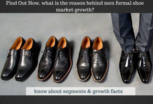 market segmentation footwear industry
