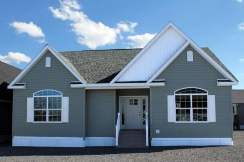 Morgantown home builder offers discount on display model for Cheap model homes