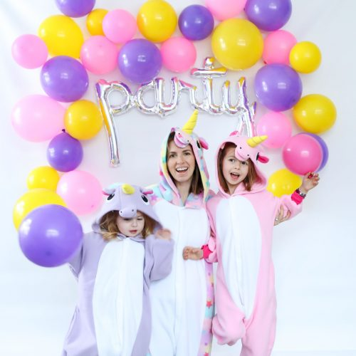 Mom and Instagram Star Says Unicorns Have More Fun: Rave