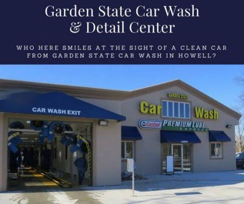 Garden State Car Wash Howell Nj