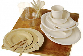 Orbis Research recently published a report focused on Global Biodegradable Tableware Market .The following report highlights some of our thoughts on this ...  sc 1 st  KHQ.com & Biodegradable Tableware Market Analysis Size Trends and Foreca ...