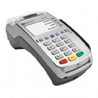 New emv approved verifone vx 520 for small business owners hits commercial merchant services announced the continued availability of their emv approved credit card terminals verifone vx520 available at reheart Choice Image
