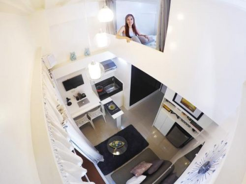 New Space Smart Urban Loft Condo Design Launched In Metro Manila