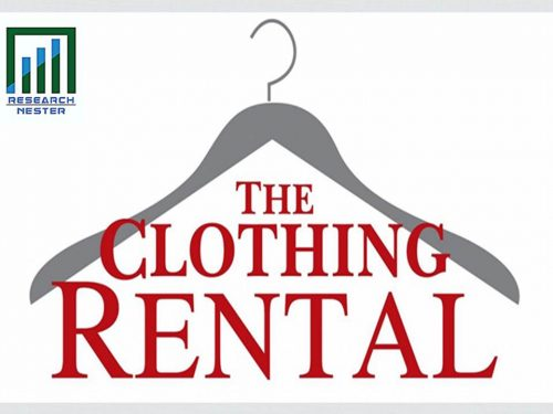 Online clothes rental