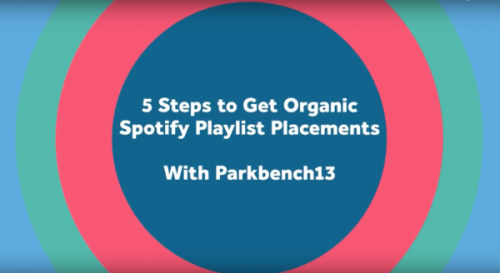 Music Promotion Company Shares Best Playlist Pitching Tips
