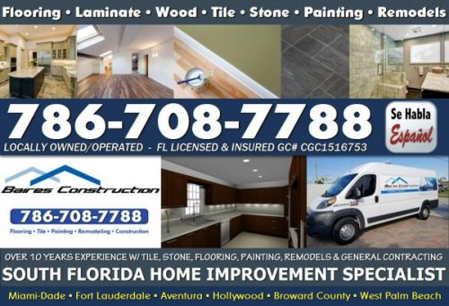 Miami Home Remodeling Tile Regrout Stone General Contractor Ex Wandtv Newscenter17 Stormcenter17 Central Illinois News