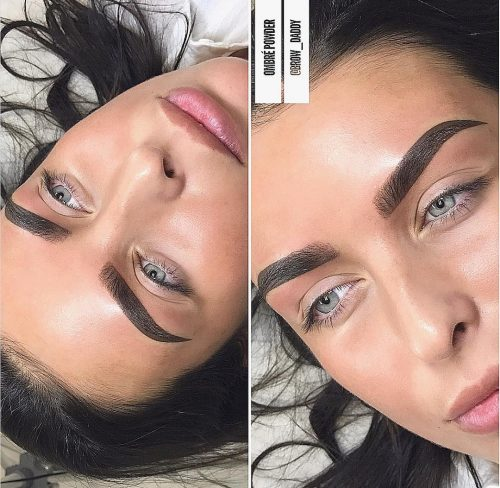 Brow Daddy Lands in United Kingdom for Exclusive Ombre