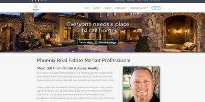 Phoenix real estate professional flesher home and away realty ha arizonas flesher home and away realty recently launched its new website to better serve home buyers and sellers in the valley of the sun m4hsunfo