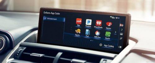 ... Lexus Of Clear Lake Announced The Availability Of The Amazon Alexa  Voice Control Technology On All New Lexus Sedans And SUVs, Including  Popular Models ...