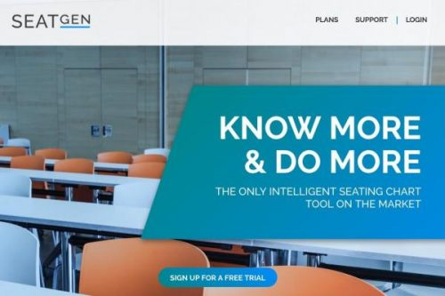 intelligent seating chart maker seatgen announces new release