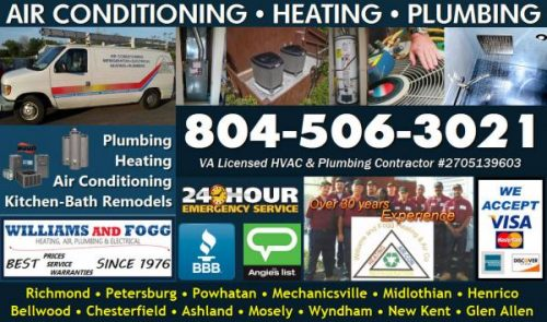Services To Customers Around Richmond Virginia The Plumbing Specialist Can Provide Fast Reliable Solutions All Needs