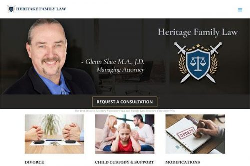 Law Vancouver firm family
