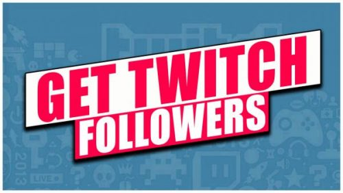 Twitch Followers Bot Free Acquisition Methods & Sponsored