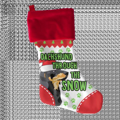 Pug Christmas Stocking Dachshund Border Collie Pitbull Gift Rang - KUAM.com-KUAM News: On Air. Online. On Demand.