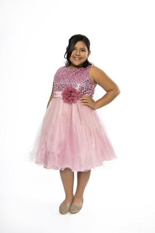 Girls Plus Size Dresses Kids Special Occasion Clothing Collection ...