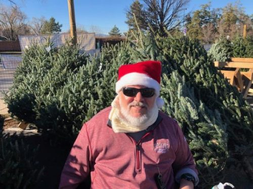 Santas Best Christmas Trees.Christmas Tree Lot Santas Best Christmas Trees Celebrates