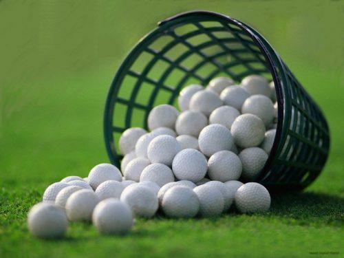 golf ball industry
