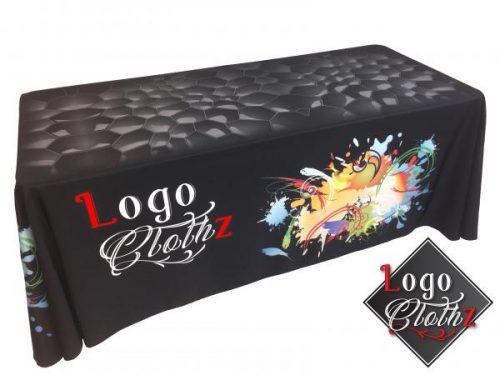 Promotional 8 Foot Logo Custom Table