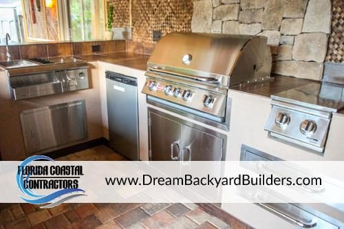 Local St Augustine Fl Contractor Announces Outdoor Kitchen Construction Services
