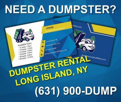 Dumpster Rental Long Island Homeowner Junk Removal Small Dumpste
