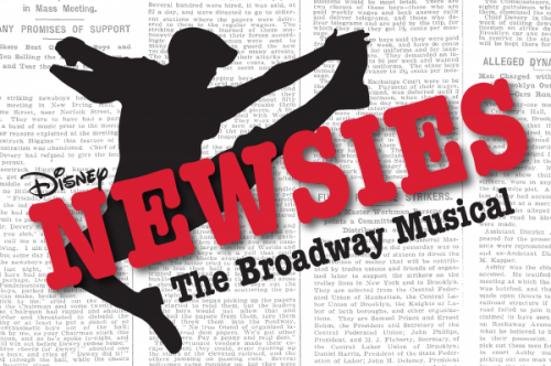Outdoor Musical Theater Newsies at Kitsap Forest Theater
