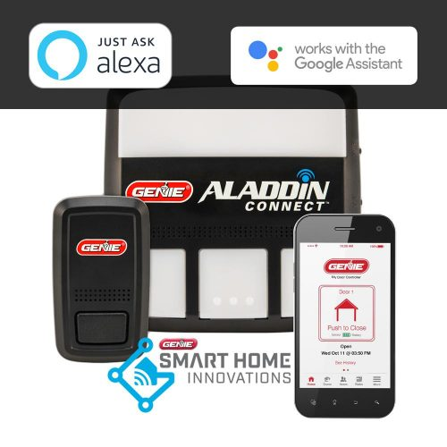 The Genie Company Expands Smart Opener Capabilities For