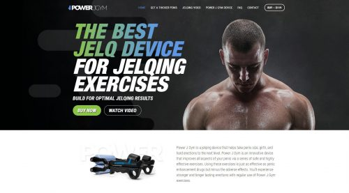 New Power J Gym Website Launched: Know Everything About