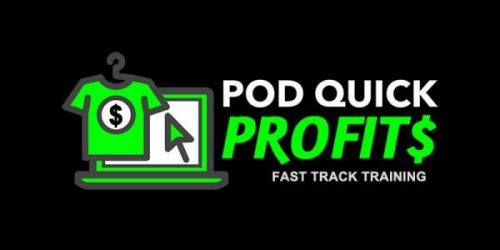Pod Quick Profits Profit Steve 2019 Print On Demand